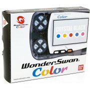 WonderSwan Color Console - Crystal Black