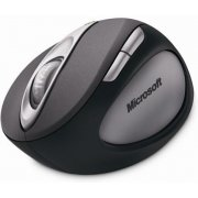 Natural Wireless Laser Mouse 6000 (Metellic Grey)