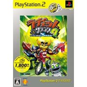 Ratchet & Clank 4th Girigiri Gingano Giga-battle (PlayStation2 the Best Reprint)