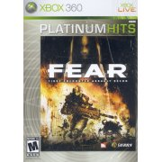F.E.A.R. First Encounter Assault Recon (Platinum Hits)