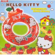 Hello Kitty Swimming Ring (60cm)