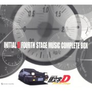 Initial D Fourth Stage Music Complete Box [Limited Edition]