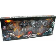 Gears of War Action Figure Box Set