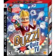 Buzz Quiz TV (w/ 4 Wireless Buzzers)