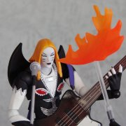 Revoltech Series No. 056 - Detroit Metal City Non Scale Pre-Painted PVC Action Figure: Alexander Jagi