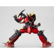 Thumbnail for Revoltech Series No. 058 - Gurren Lagann Non Scale Pre-Painted PVC Action Figure: Gurren Lagann Fulldrillized