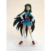 Suzumiya Haruhi no Yuutsu Non Scale Pre-Painted PVC Figure: Figma Tsuruya-San