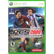 PES Pro Evolution Soccer 2009