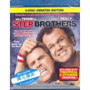 Step Brothers [2-Discs Unrated Edition]
