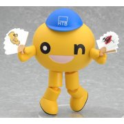 Nendoroid HTB Mascot Character Non Scale Pre-Painted PVC Figure: On Chan (Re-run)