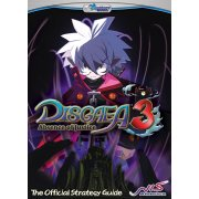 Disgaea 3: Absence of Justice The Official Strategy Guide [cover slightly damaged]