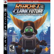 Ratchet &amp; Clank Future: Tools of Destruction (Greatest Hits)