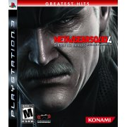 Metal Gear Solid 4: Guns of the Patriots (Greatest Hits)