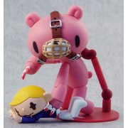 Thumbnail for Revoltech Series No. 073 - Gloomy Pre-Painted PVC Figure: Gloomy Bear