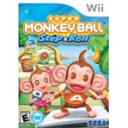 Super Monkey Ball Step &amp; Roll