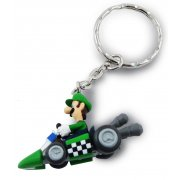 Mario Kart Wii Vol.2 Key Chain Toy: Luigi