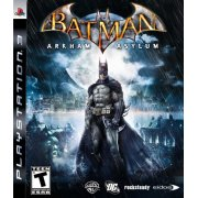 Batman: Arkham Asylum [case cracked]