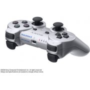 Dual Shock 3 (Satin Silver)