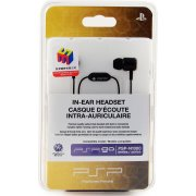 PSP PlayStation Go In-Ear Headset