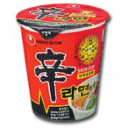Nong Shim Cup Noodles - Shin Flavor