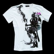 Final Fantasy XIII Original T-Shirt (Odin) Men Size M