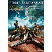 Final Fantasy XIII Battle Ultimania