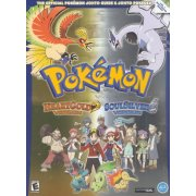 Pokemon Heart Gold & Soul Silver: The Official Pokemon Johto Guide & Johto Pokedex