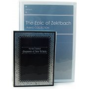 Zektbach - The Epic of Zektbach - Fragments of Aria Te'Laria