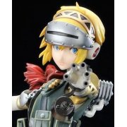 Ex Resinya! Persona 4 Fes Pre-Painted PVC Figure: Aegis (Heavy Equipment Version)
