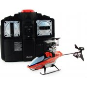 Silverlit R/C Infrared Control Helicopter Air Bullet (Red)