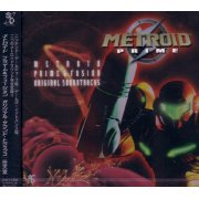 Metroid Prime & Fusion Original Soundtracks