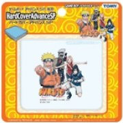 HardCover Advance SP - Naruto [clear]