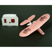 Aero Soarer R/C Remote Plane - No.02 Red