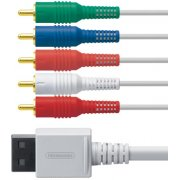 Wii Component AV Cable