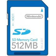 Wii SD Memory Card 512MB