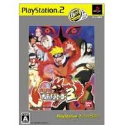 Naruto: Narutimett Hero 3 (PlayStation2 the Best)
