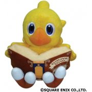 Final Fantasy Plush Doll: Chocobo's Magic Picture Book (Re-run)