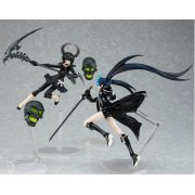 Thumbnail for Black Rock Shooter Non Scale Pre-Painted PVC Figure: Figma Dead Master