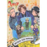 Hetalia Axis Powers [Episodes 1-26]