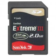 Sandisk Extreme Secure Digital Card 16GB Class 10
