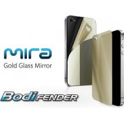 MIRA iPhone 4 BodiFender (Gold Glass Mirror)
