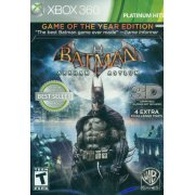 Batman: Arkham Asylum [Game of the Year Edition 3D] (Platinum Hits)