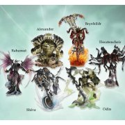 Thumbnail for Final Fantasy Creatures Kai Vol.3 Pre-Painted Trading Figure