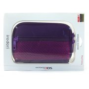 3D Mesh Cover 3DS (purple)