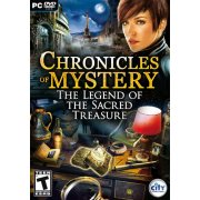 Chronicles of Mystery: The Legend of the Sacred Treasure (DVD-ROM)