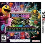 Pac-Man &amp; Galaga Dimensions