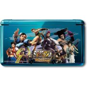Super Street Fighter IV 3D Edition Protection Seal 3DS (Girls)