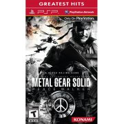 Metal Gear Solid Peace Walker [Greatest Hits]
