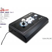 Qanba Real Arcade Fightingstick Q4 (3in1)