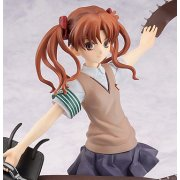 To Aru Majutsu no Index II 1/8 Scale Pre-Painted PVC Figure: Shirai Kuroko Standard Ver.